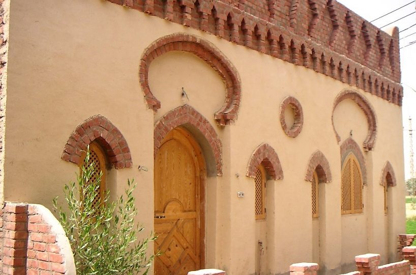 Traditional villa in Medinet Habu
