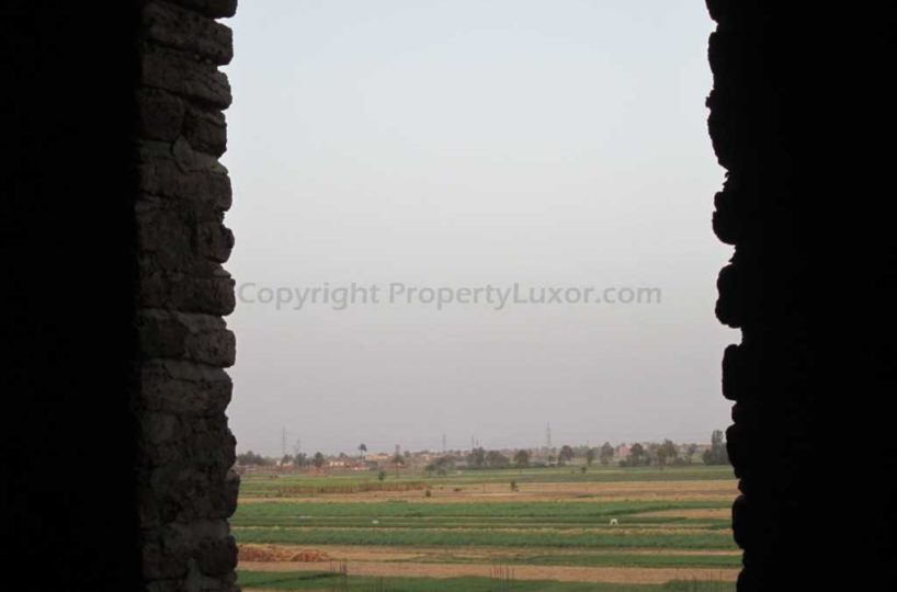 For rent next to the monuments Medinet Habu
